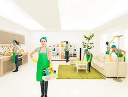 Lakások takarítása